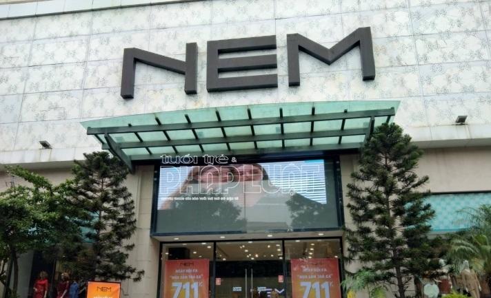 Ngân hàng rao bán khoản nợ gần 500 tỷ đồng được thế chấp bởi cổ phần Thời trang NEM