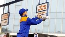 Giá xăng tiếp tục phi mã