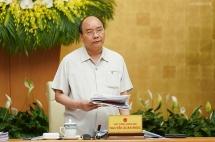 thu tuong can thiet phai bao cao lai chinh phu nhan dan ve gia dien