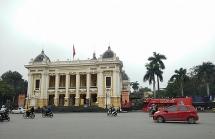 Đề nghị có biện pháp thu hồi toàn bộ diện tích nhà đất vi phạm tại Nhà hát lớn Hà Nội