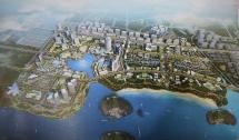 Tập đoàn vàng bạc DOJI lên ý tưởng xây khu đô thị 200 ha ở Vân Đồn