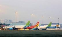Hàng không không chở khách quá 80% tổng số ghế trên tàu bay