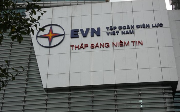 evn tang luong lanh dao va khoi no hang tram nghin ty dong