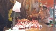 Giá thịt lợn chỉ rẻ trên tivi, Bộ Công thương nói gì?