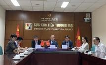 Việt Nam giao thương trực tuyến nông sản với thị trường Trung Quốc