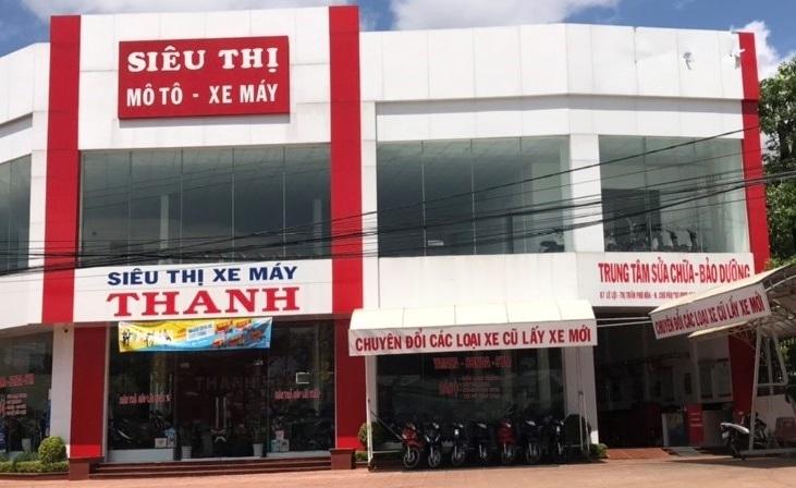 Doanh nghiệp bị phạt vì xâm phạm quyền trên biển hiệu của Honda Việt Nam