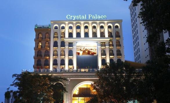 Ngân hàng rao bán khoản nợ nghìn tỷ đồng của chủ trung tâm tiệc cưới Crystal Palace