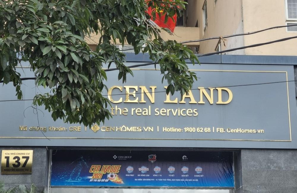 Chủ tịch CenLand mua thành công khối cổ phiếu hàng chục tỷ đồng