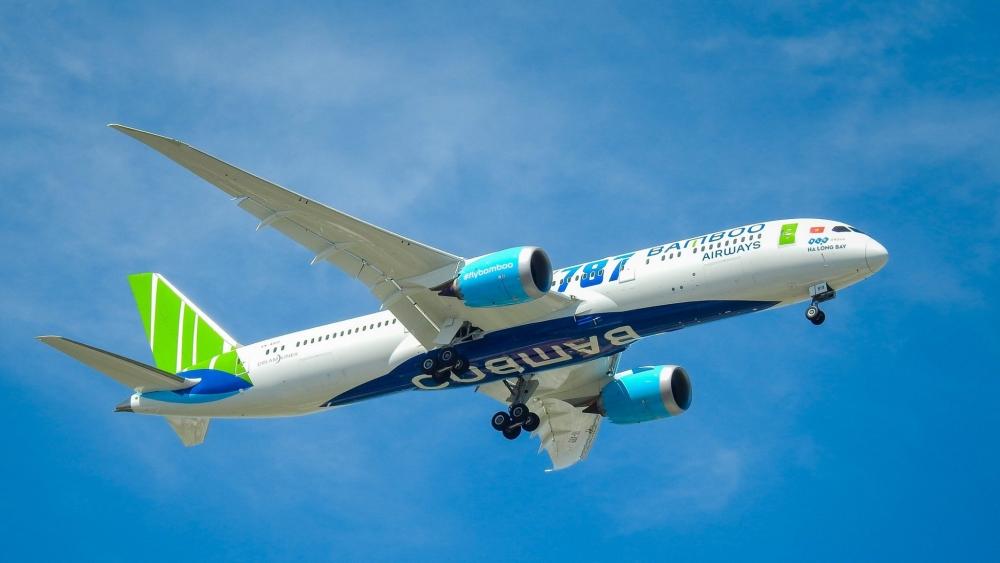 """Tỷ phú Trịnh Văn Quyết """"khoe"""" tin vui về Bamboo Airways tại Mỹ"""
