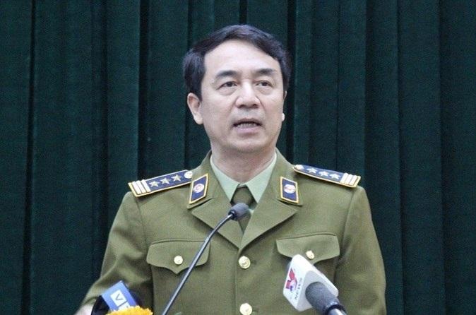 Thành lập Tổ công tác về quản lý thị trường do ông Trần Hùng làm Tổ trưởng