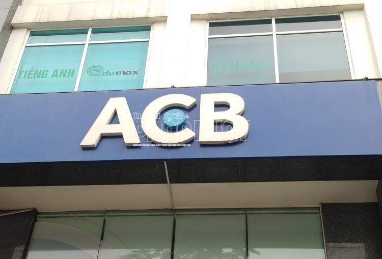 Ngân hàng ACB được tăng vốn