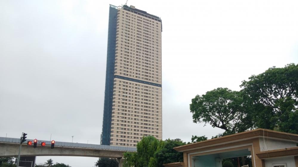 Hà Nội: Tháp Doanh Nhân và loạt chung cư vi phạm phòng cháy chữa cháy