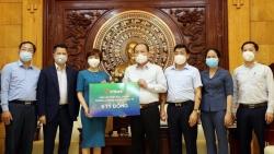 VPBank ủng hộ 5 tỷ đồng giúp Bắc Giang chống dịch Covid-19