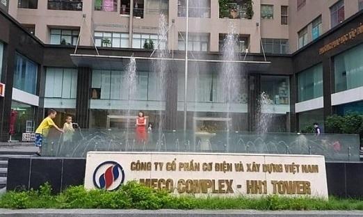 """Công ty Cổ phần Cơ điện và Xây dựng Việt Nam bị phát hiện """"qua mặt"""" cổ đông"""