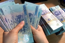 Các ngân hàng giảm vay mượn tiền nhau