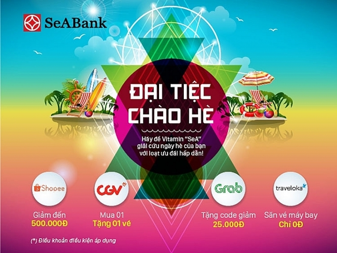 nhan uu dai tai cgv traveloka grab shopee voi the quoc te seabank