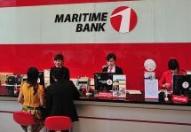 """Cổ phần Maritime Bank được Công ty Mua bán nợ rao bán """"ế"""" nặng"""