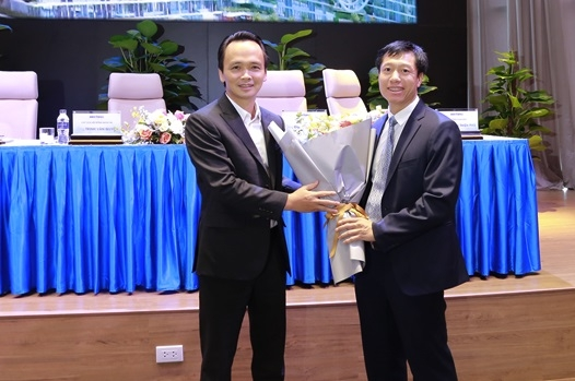 cong ty ong trinh van quyet thay tong giam doc