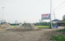 Thanh Trì - Hà Nội xuất hiện sân bóng, chợ xe ô tô xây trên đất nông nghiệp