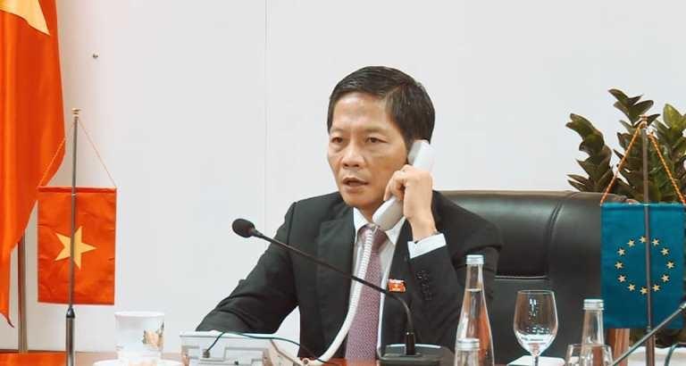 Hiệp định thương mại tự do Việt Nam-EU dự kiến thực thi từ tháng 8/2020