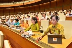 quoc hoi cho phep giam 30 thue thu nhap doanh nghiep nam 2020