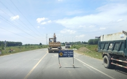 """Bình Thuận - Bài 10: Tập đoàn Rạng Đông """"phản pháo"""" khi thanh tra tuyến đường tránh Quốc lộ 55"""