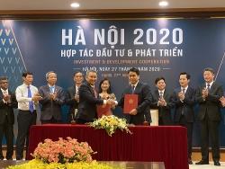 Hà Nội và Vietnam Airlines hợp tác phục hồi du lịch Thủ đô
