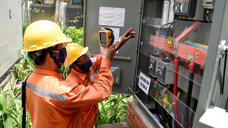 EVN khuyến cáo người dân sử dụng điện mùa nắng nóng