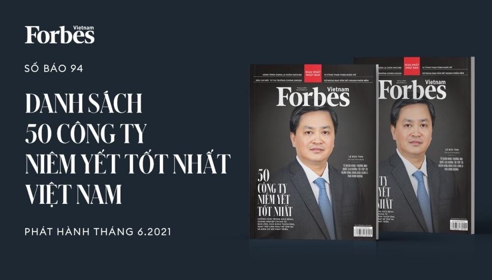 Công bố 50 công ty niêm yết tốt nhất Việt Nam năm 2021