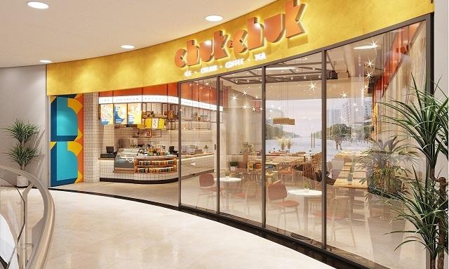 KIDO bắt đầu mở chuỗi cửa hàng bán kem, trà sữa, cà phê