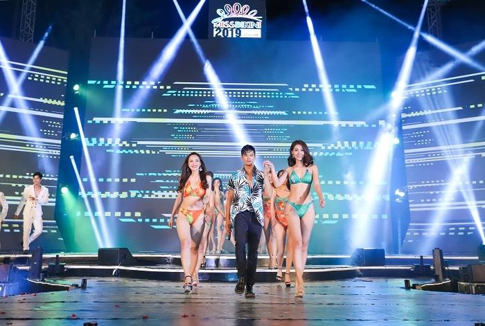 Đấu trường nhan sắc Miss Bikini Cen Group được tổ chức thường niên vào dịp hè