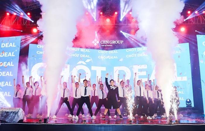 Đại tiệc Cen Concert với những màn biểu diễn mãn nhãn