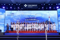 Hàng nghìn nhân sự dành cả thanh xuân cùng Cen Group