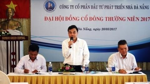 Tổng Giám đốc Công ty Nhà Đà Nẵng cùng loạt cá nhân vi phạm giao dịch chứng khoán