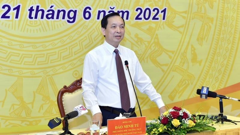 Phó Thống đốc Đào Minh Tú: Ngành ngân hàng tiếp tục hỗ trợ người dân, doanh nghiệp