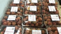 """Nông sản Việt Nam lần đầu xuất khẩu sang Châu Âu nhờ bán """"online"""""""