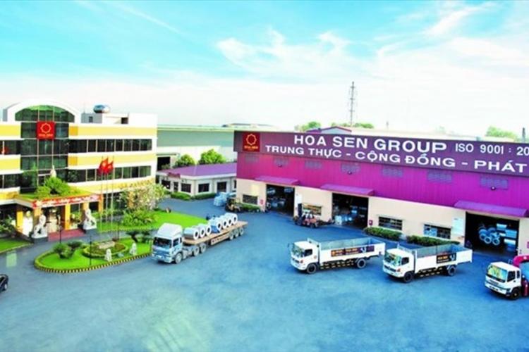 Kinh doanh sa sút, Tôn Hoa Sen lại muốn làm cảng biển