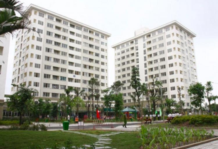 Bộ Xây dựng đề nghị báo cáo việc dành quỹ đất cho nhà ở xã hội