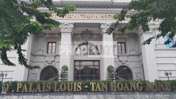 du an dat vang d palais louis cua tan hoang minh dang the chap ngan hang
