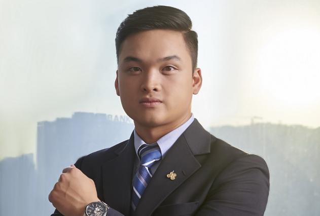 Con trai Chủ tịch Lê Viết Hải làm Tổng giám đốc Tập đoàn Xây dựng Hòa Bình