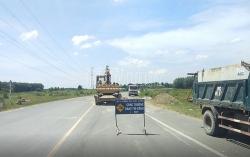 Bình Thuận: Kết luận hàng loạt sai phạm tại dự án tuyến đường tránh QL55