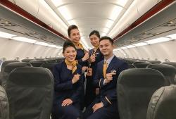 Hãng bay Pacific Airlines ra mắt bộ nhận diện thương hiệu mới