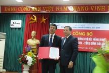 VICEM có tân Chủ tịch Hội đồng thành viên