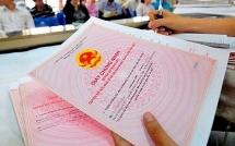 Kiểm tra việc thu hồi sổ đỏ đã cấp cho người dân trên cả nước