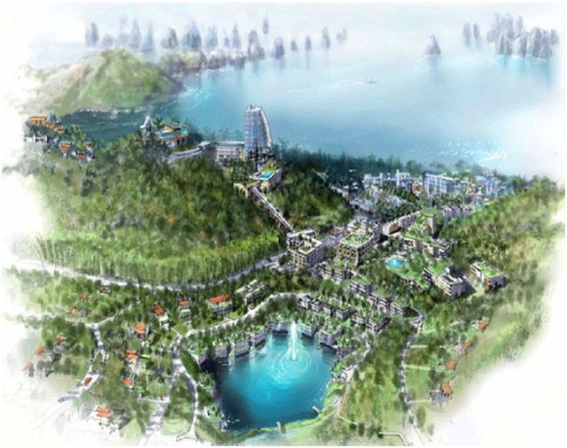 du an trieu usd ha long star se bi thu hoi neu tiep tuc cham tien do
