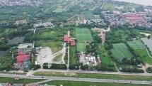 Quận Long Biên - Bài 2: Buông lỏng quản lý để tràn lan vi phạm đất nông nghiệp, đất công