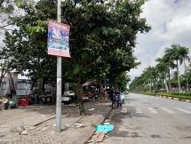 Nam Từ Liêm: Chợ thực phẩm tự phát lấn chiếm vỉa hè phố Tân Mỹ