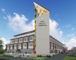 Sau trường đại học chuẩn Mỹ, Ecopark đón thêm bệnh viện 100% vốn Nhật Bản