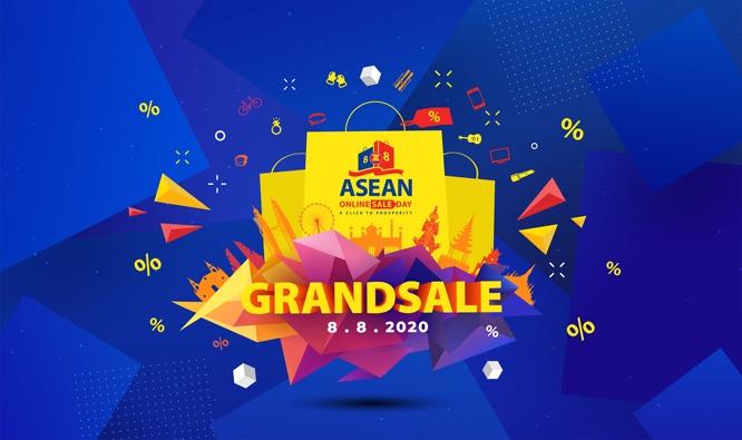 Ngày mua sắm trực tuyến ASEAN: Cơ hội mua hàng xuyên biên giới giá rẻ