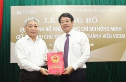 Bộ Xây dựng lập Tổ xác minh tố cáo Chủ tịch VICEM Bùi Hồng Minh liên quan vụ án lừa đảo